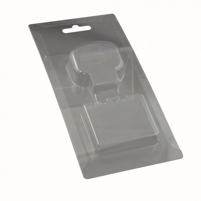 Trays  Displays and Blisters - Sliding and special blisters - Special sliding blister 3 tabs