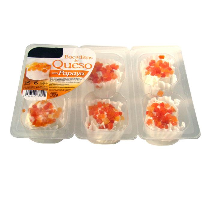 Sector Packaging - Food Blister - blister pack 6 unid.bocaditos