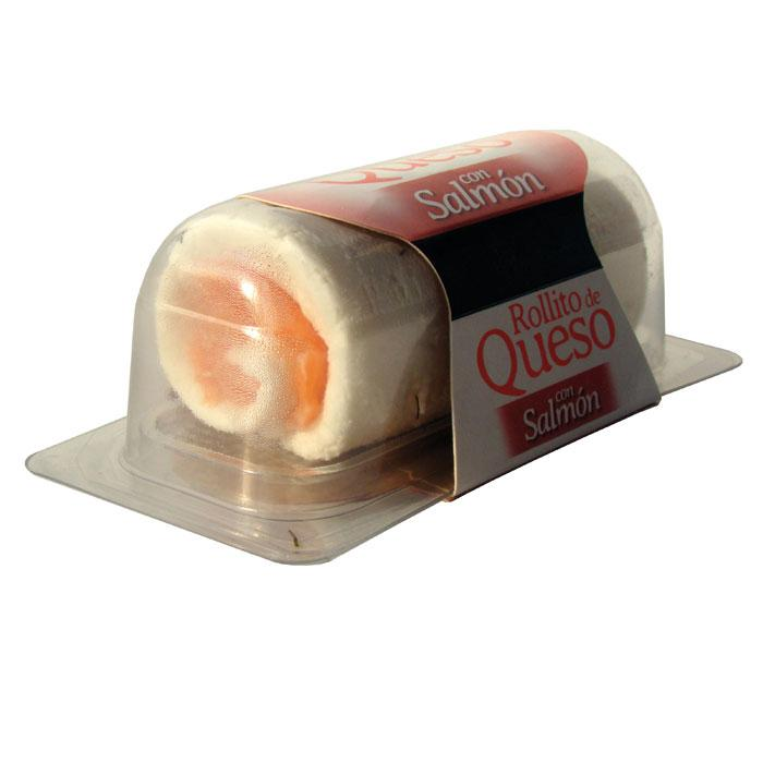 Sector Packaging - Food Blister - Blister queso rulo