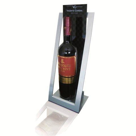 Packaging Sectores - Blisters y Displays Bebidas - Display botella cava