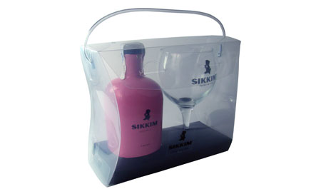 Packaging Sectores - Estuches y Tubos Bebidas - Estuche Pack GIN