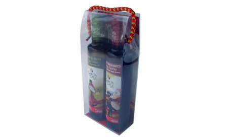 Packaging Sectores - Estuches y Tubos Bebidas - Estuche Plegable 2 botellas
