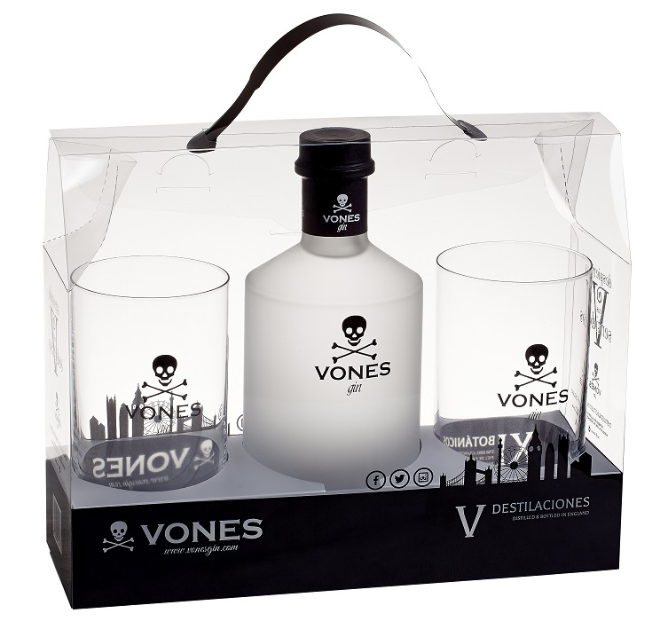 Packaging Sectores - Estuches y Tubos Bebidas - Estuche pack botella y 2 vasos